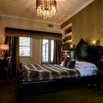 Hotel bedroom Belle Epoque Knutsford