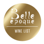 Wine List at The Belle Epoque