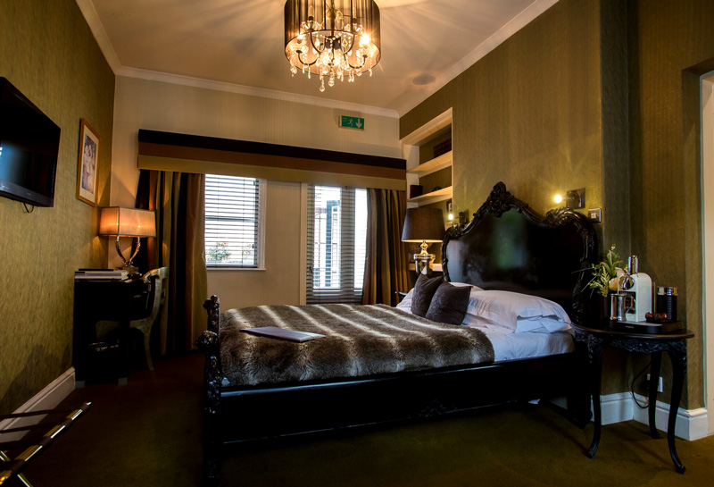 Hotel Bedroom Knutsford, Cheshire