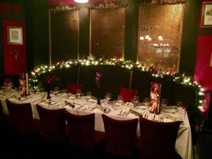 Christmas celebrations at The Belle Epoque