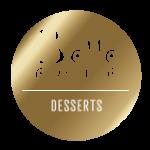 Desserts at The Belle Epoque