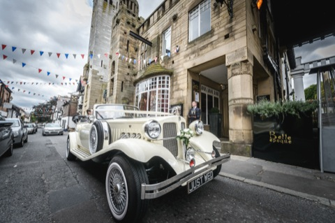 Classic car, weddings