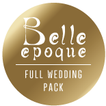 Belle Epoque Wedding Pack