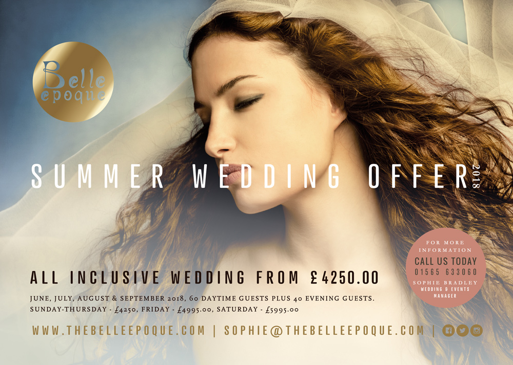 Summer Wedding Offer